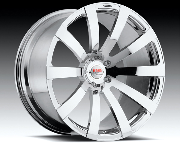 Forgiato Concavo-M Wheels
