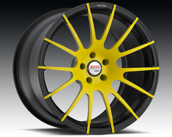 Forgiato Titanio Wheels