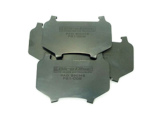 Girodisc Front Anti-Noise Pad Shims Ford Mustang Boss 302 11-15 - PS1-1001