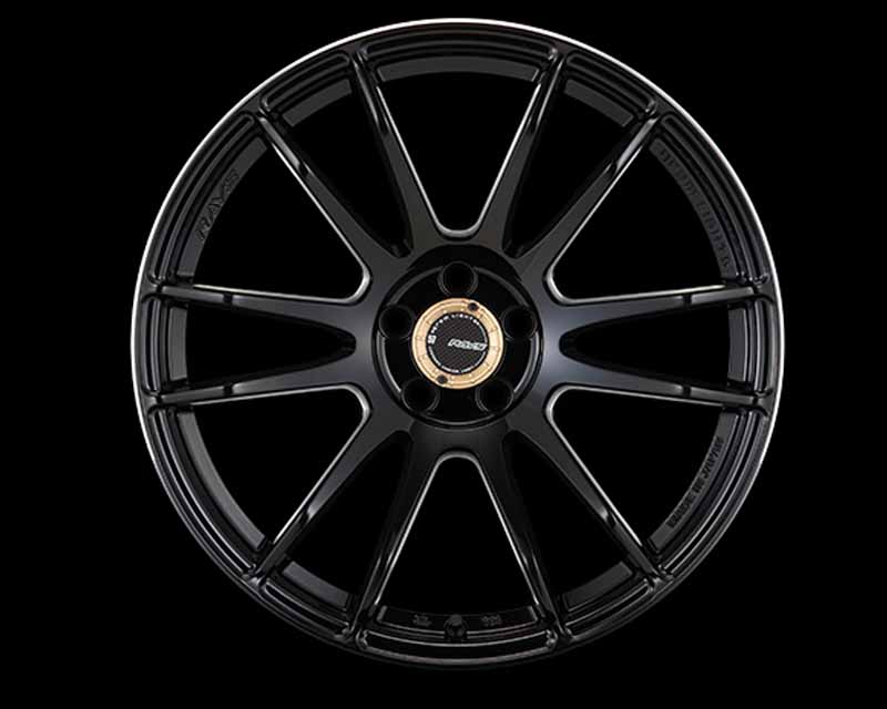 GramLights Black Japanesque 57Xtreme CJ Wheel 18x8.5 5x114.3 42mm - GL-57XCJ-188542-51143