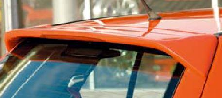 Rieger Rear Hatch Upper Spoiler w/ Brake Light Volkswagen Golf III 93-99 - R 41084