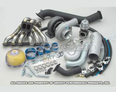 Greddy T78-33D Turbo Upgrade Kit Toyota Supra (JZA80) 93-97