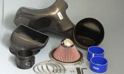Gruppe M Ram Air Intake System Porsche  996 GT3 99-01 - FRI-0138