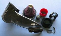 Gruppe M Ram Air Intake System Audi RS4 V8 B7 06-08 - FRI-0194