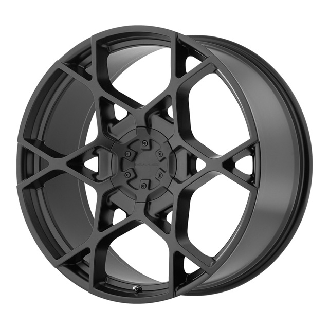KMC Crosshair Wheels