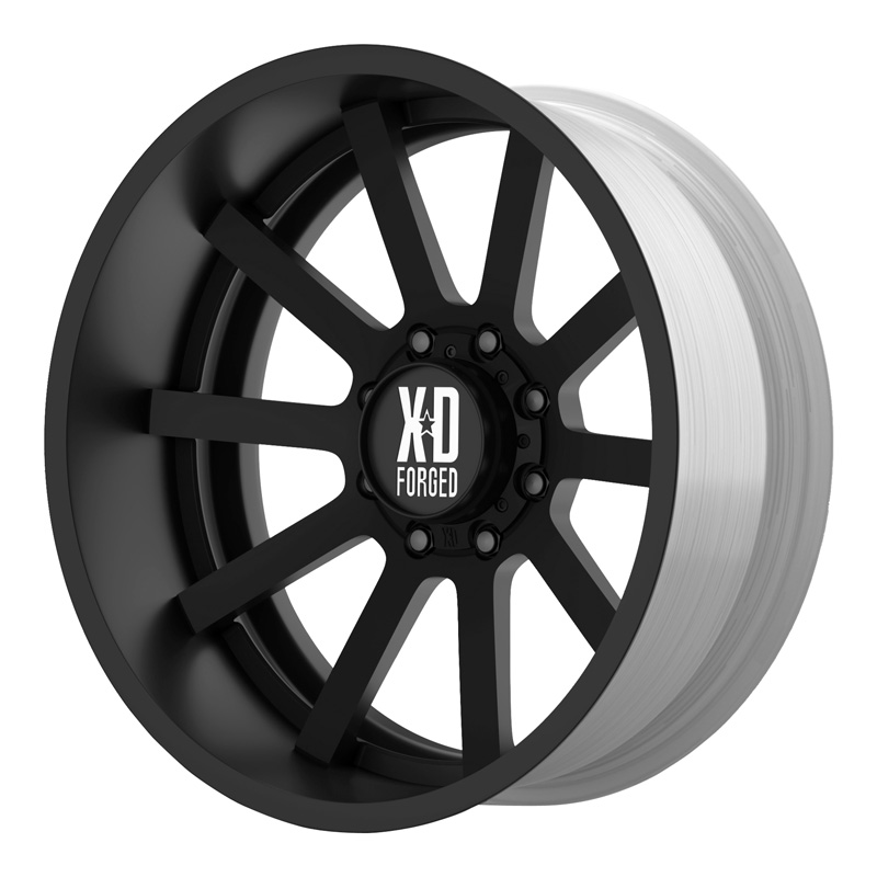 XD Series Daisy Cutter Wheels