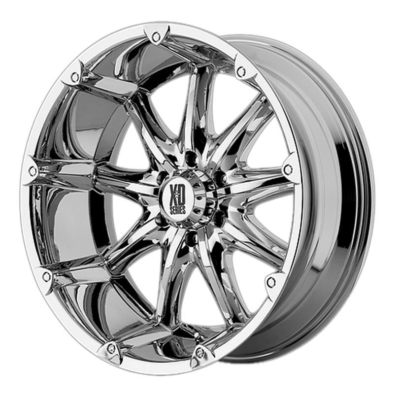 XD Series Badlands Wheels