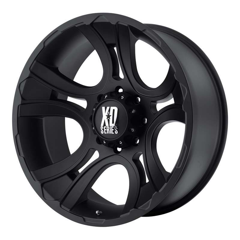 XD Series Crank Wheels