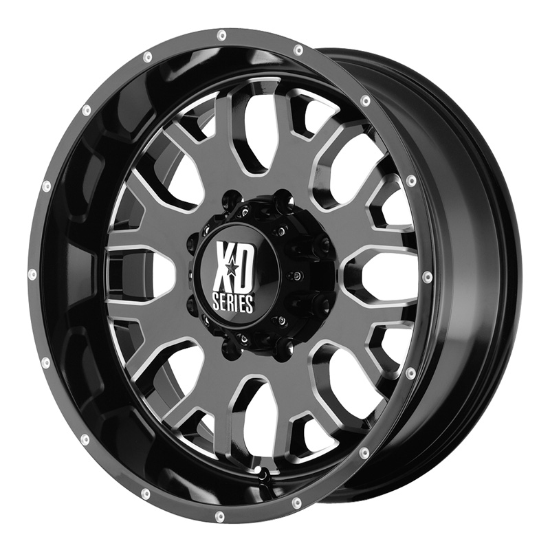 XD Series Menace Wheels
