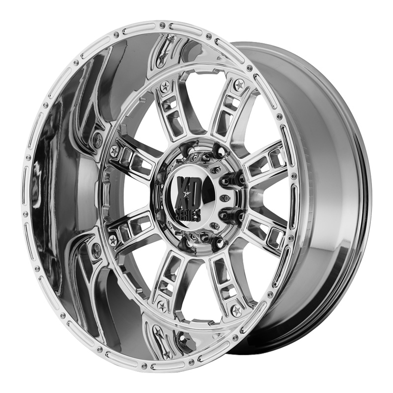 XD Series Riot Wheels