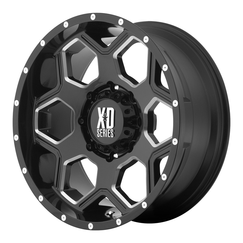 XD Series Batallion Wheels