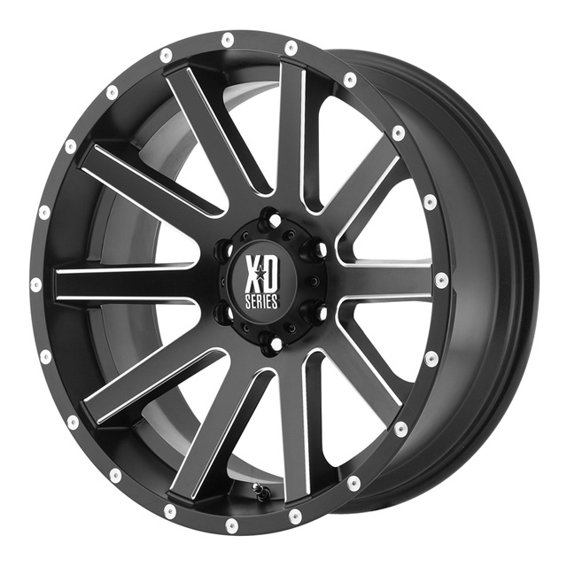 XD Series Heist Wheels