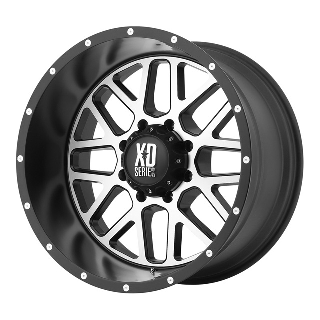 XD Series Grenade Wheels