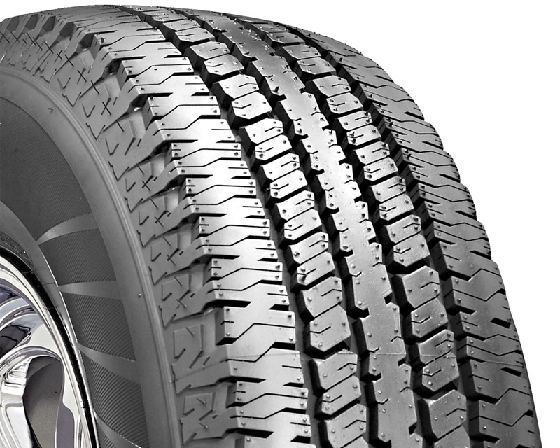 Hankook Dynapro AT RF08 Tires 235/75/17 108S Obl