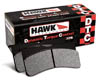 Hawk Brembo BBK N Caliper Replacement Pads DTC30