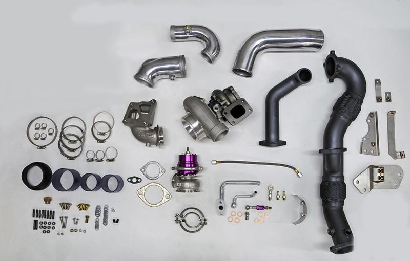 HKS GT3240 Full Turbo Kit Mitsubishi EVO X non-SST 08-12 - 11003-AM002