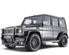 Hamann Bonnet Air Intakes Mercedes-Benz G55 AMG 98-04