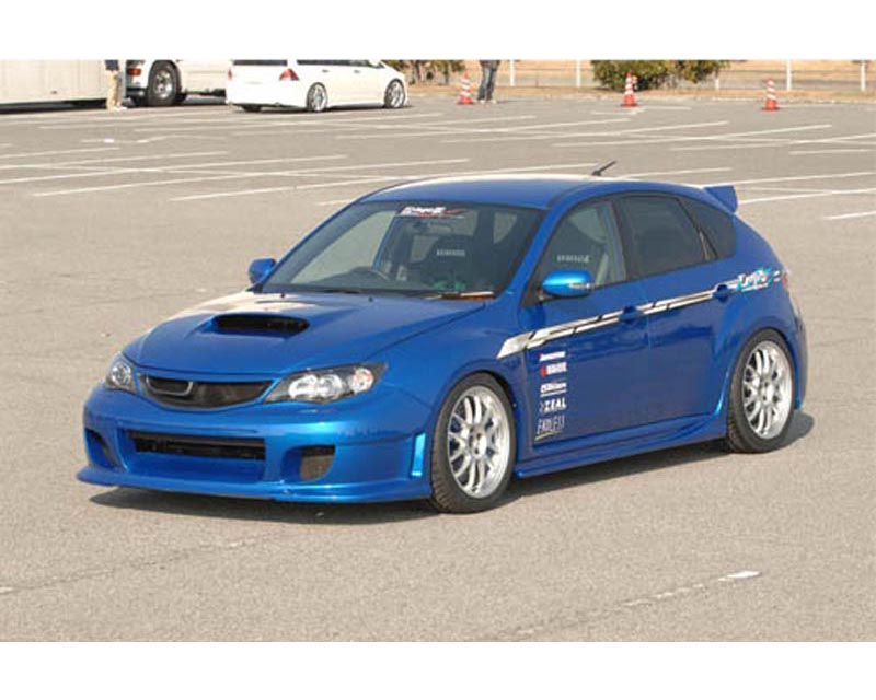 INGS N-Spec 3 pc Body Kit Hybrid Subaru WRX STI 08-14 - 00150-01801