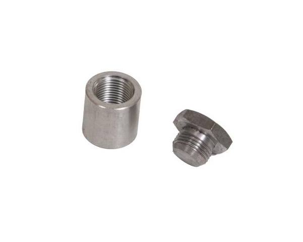 Innovate Motorsports Extended Bung|Plug Kit Stainless Steel 1 inch Tall