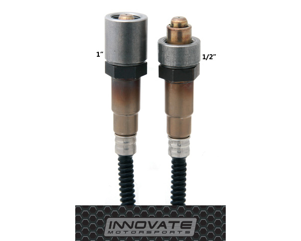 Innovate Motorsports Extended Bung|Plug Kit Titanium 1 inch Tall