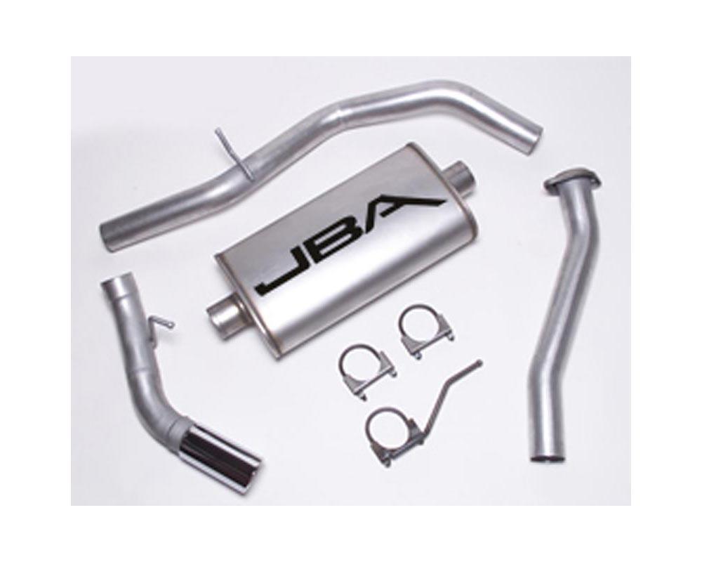 JBA Catback Exhaust Ford F-150 with 7.3L 99-03 - JBA-50-2516