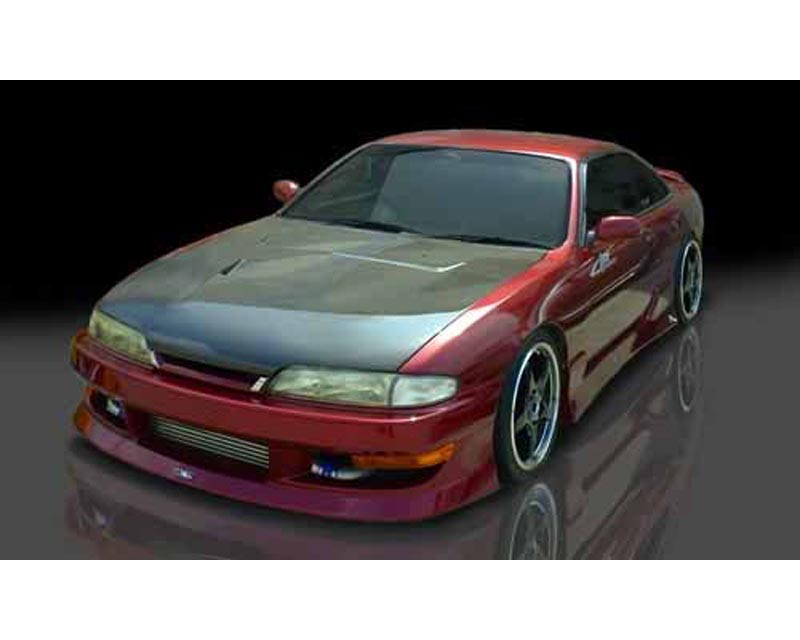 JP Complete Type 2 Body Kit Nissan 240SX S14 97-98 - JP S14 TYPE-2