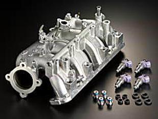 JUN Modified Intake Manifold Kit Mitsubishi EVO X 08-12 - 2015M-M004