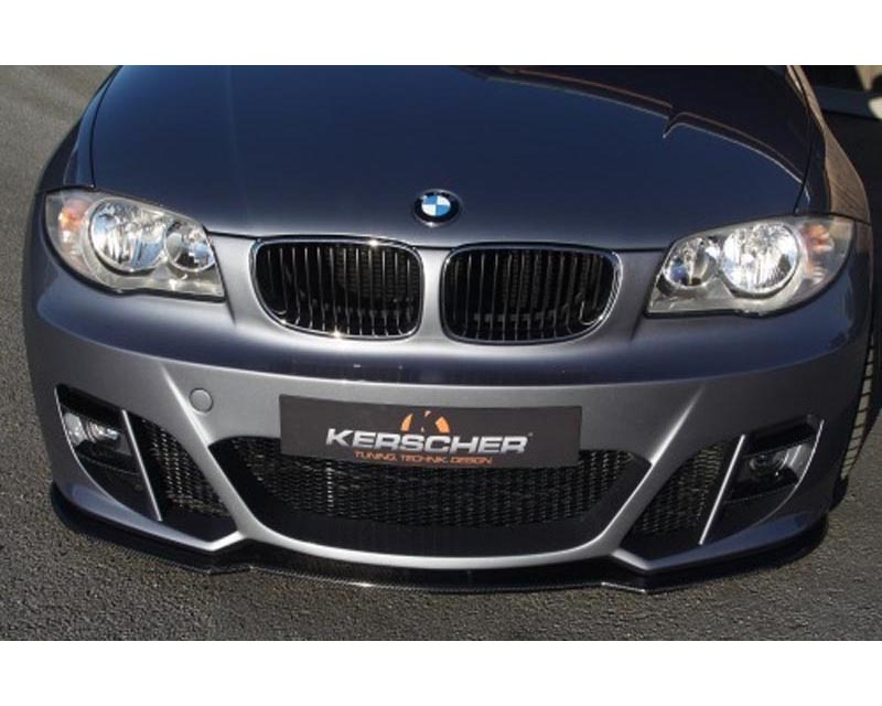 Kerscher KM2 Front Bumper w.o Fog Brackets w.o PDC BMW E82-E88 128 & 135 08-11 - 3039402KER