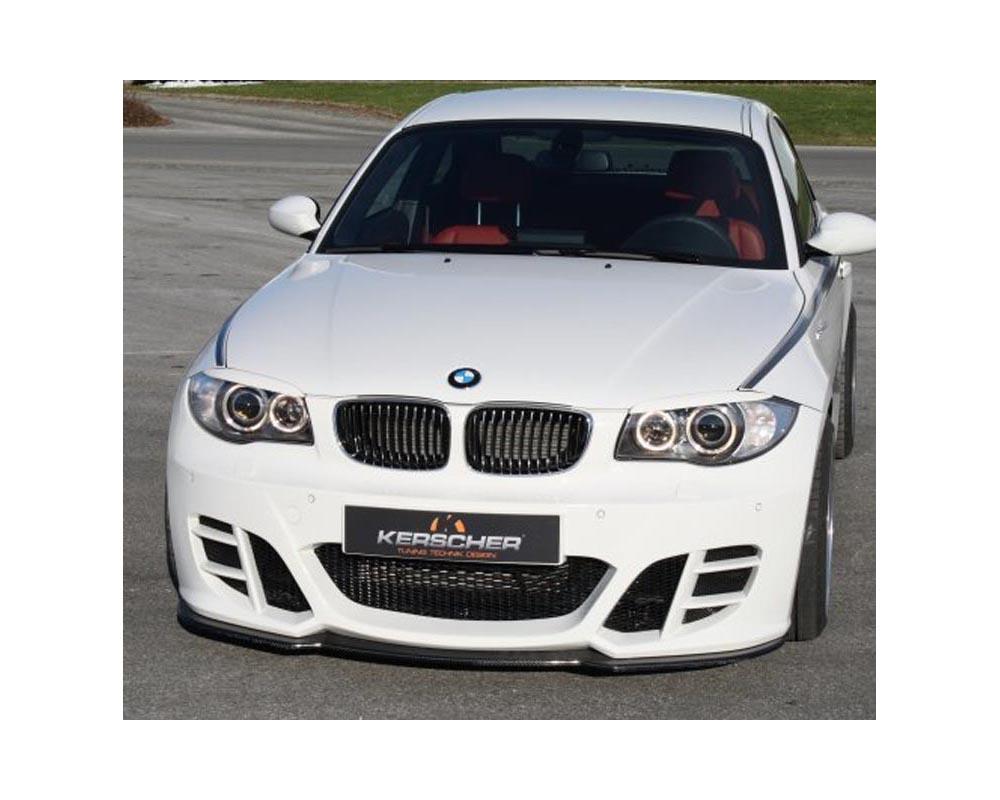 Bmw 128i Price: Kerscher KM2 Front Bumper W/ Fog Brackets And PDC BMW E82