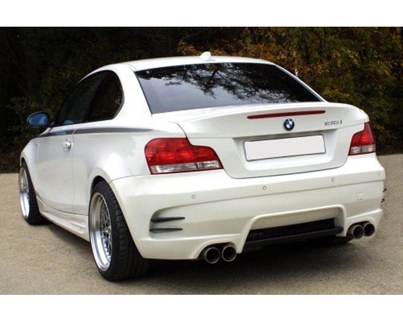 Kerscher Carbon Styling Kit for KM2 Bumper BMW E82-E88 128 & 135 08-11 - 3039462KER