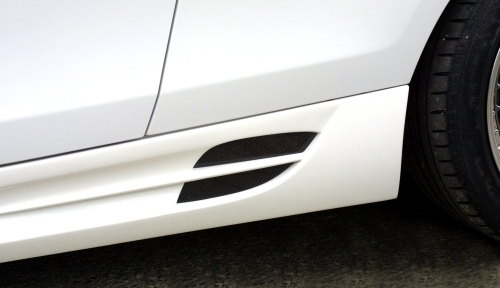 Kerscher Carbon Styling Kit KM2 Side Skirts BMW E82-E88 128 & 135 08-11 - 3039332/1KER