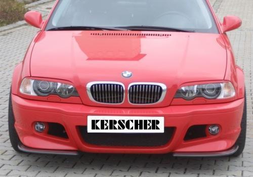 Kerscher DTM Splitter for M-Line 2 BMW 3 Series E46 99-05 - 3067401KER
