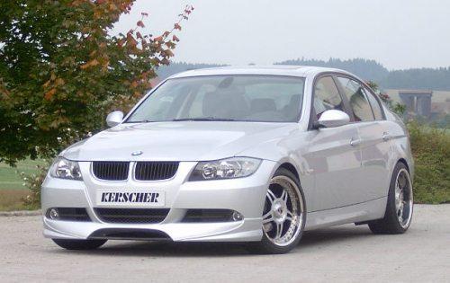 Kerscher Front Spoiler w/o Carbon insert BMW 3 Series E90 06-11 - 3063400KER