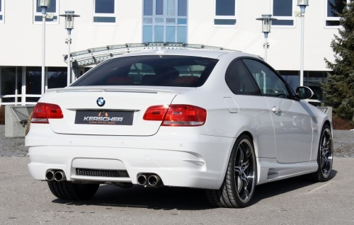 Kerscher Spirit 3 Rear Bumper 335 BMW 3 Series 335i 06-11 - 3063561KER