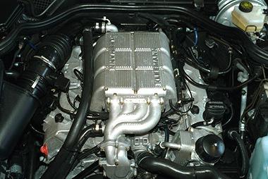 M112 Engine Upgrades