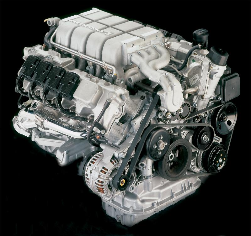 Kleemann M113 SuperCharger System Mercedes CL500 & CL55 V8 5spd W215 99-06 - KLM-V8-M113-W215