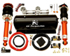 Ksport Airtech Pro Plus Air Suspension System Acura TL 04-08