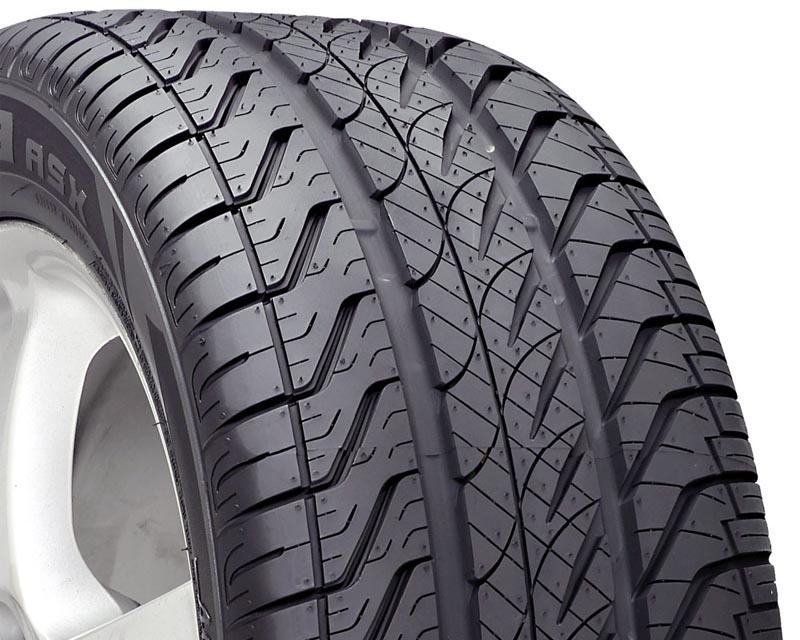 Kumho ECSTA ASX Tires 245/40/17 91Z BSW - DT-33365