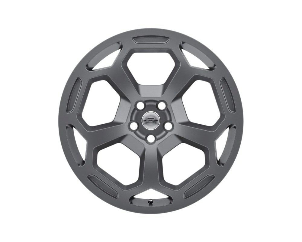 Redbourne Bashford Wheel 22x10 5x120 37mm Matte Gunmetal - 2210RBA375120G72