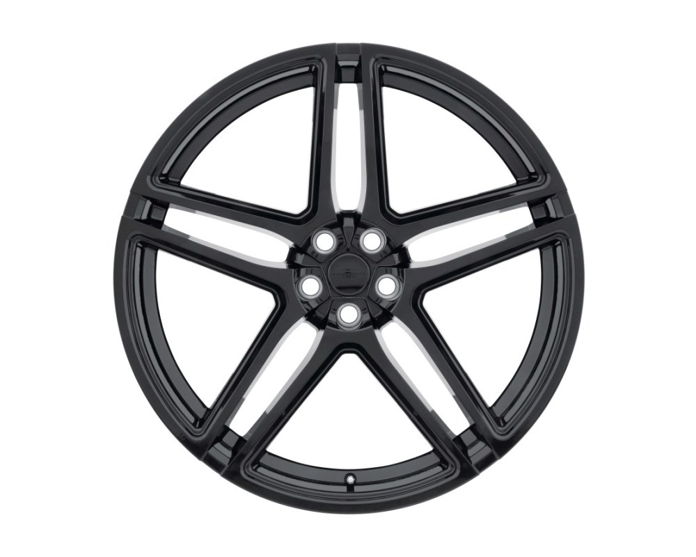 Redbourne Crown Gloss Black Wheel 24x10 5x120 35mm CB72.6 - 2410CWN355120B72