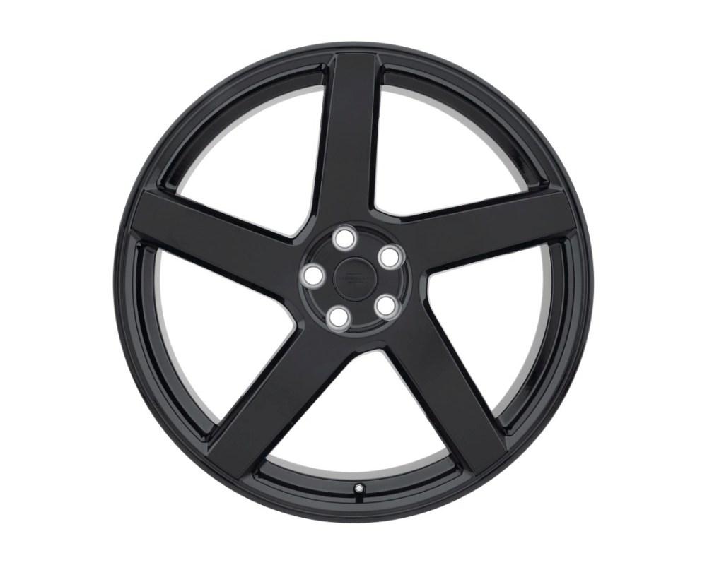 Redbourne Mayfair Gloss Black Wheel 22x10 5x120 35mm CB72.6 - 2210RMF355120B72