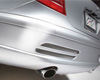 Lorinser Edition Rear Bumper Spoiler Mercedes-Benz C230 Coupe 01-07