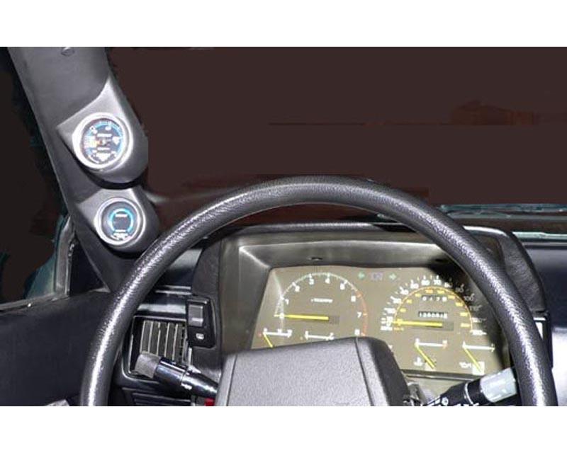 Lotek Dual A-Pillar Pod Toyota Celica 82-85 - LTK-CELICA8285-2PLR