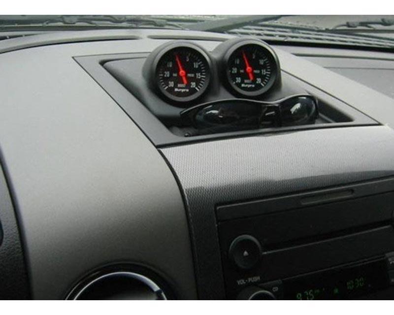Lotek Dual Pod Dash Mount Ford F-150 04-05 - LTK-F15004UP-2DSH