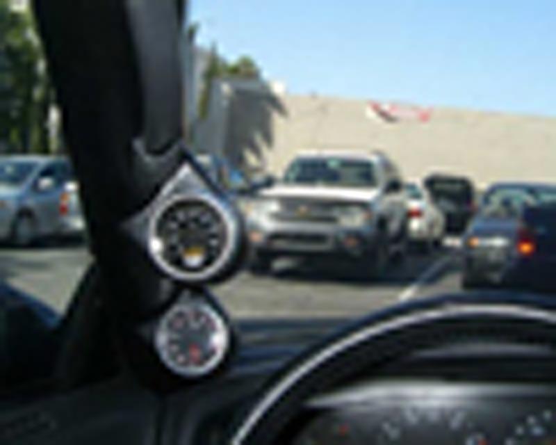 Lotek Dual A-Pillar Pod Toyota Supra 87-93 - LTK-SUPRA8793-2PLR