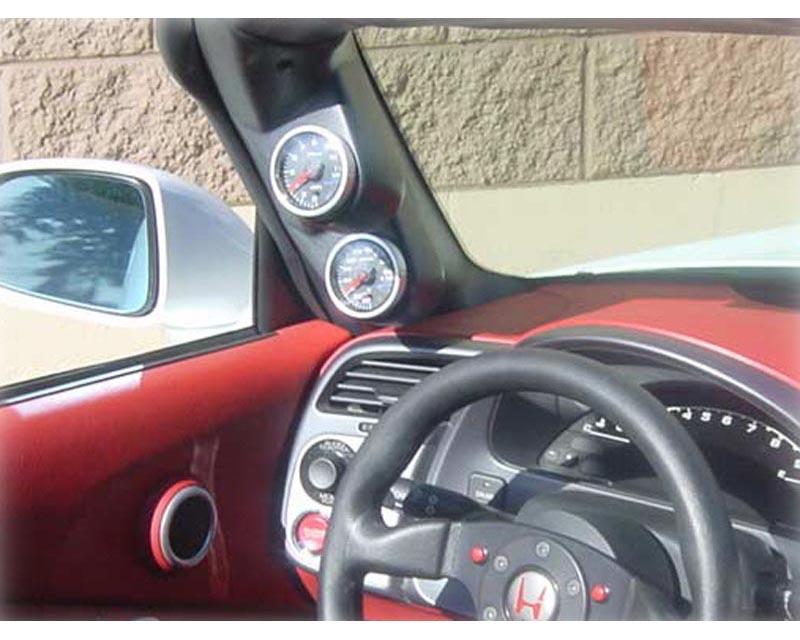 Lotek Dual A-Pillar Pod Honda S2000 00-09 - LTK-S2000-2PLR