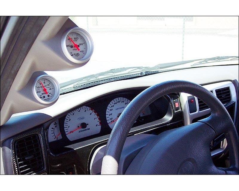 Lotek Dual A-Pillar Pod Toyota 4Runner & Tacoma 01-04 - LTK-4RNR0104-2PLR
