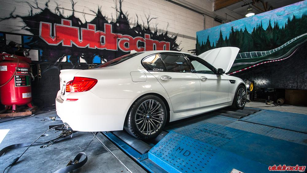 VR Tuned ECU Flash Tune BMW M5 F10 560hp
