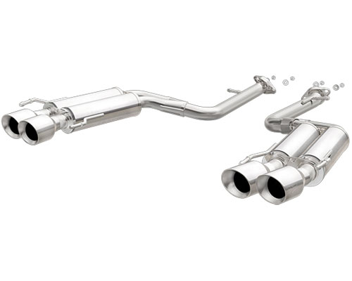 Magnaflow Stainless Steel Axle-Back Performance Exhaust Lexus RC-F 2015
