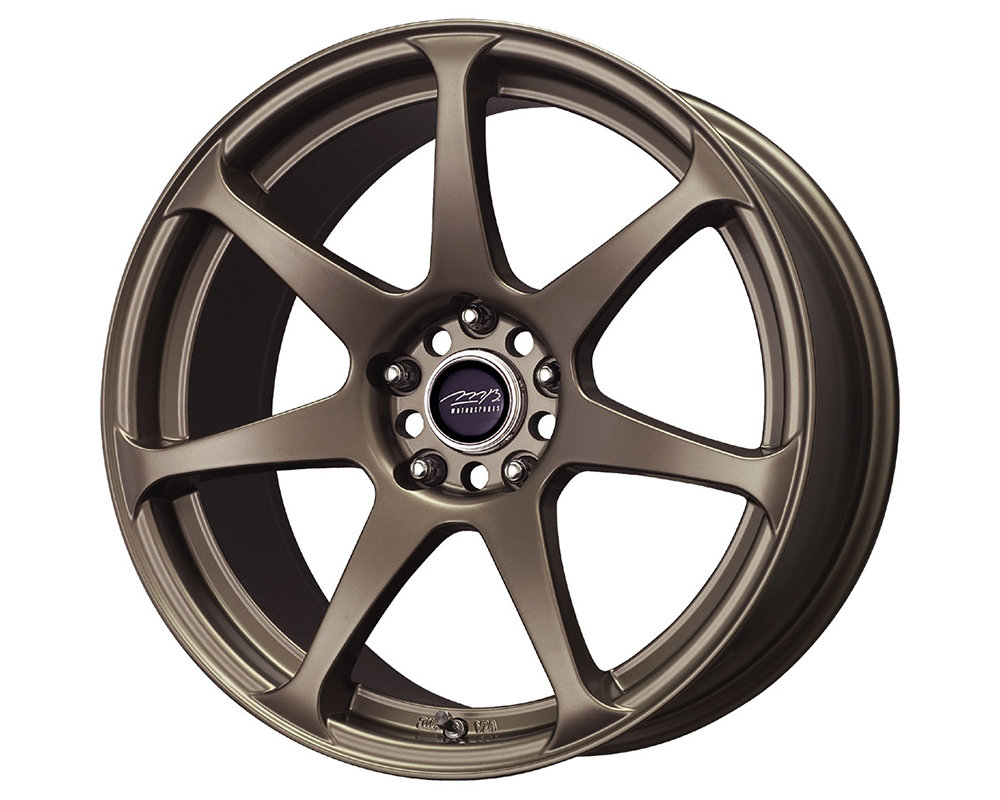 MB Wheels Battle Wheels 17X9 Matte Bronze